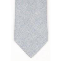 Blue Tweed Tie #T1873/6 ---DISCONTINUED, LAST STOCK!---