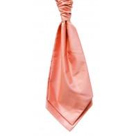 Ecru Self Tie Twill Cravat #WCS103/4 #LAST STOCK