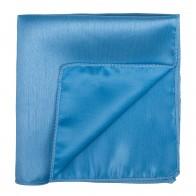 Baby Blue Shantung Pocket Square #AB-TPH1005/5