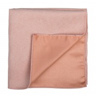 Peach Fuzz Suede Pocket Square #AB-TPH1006/11