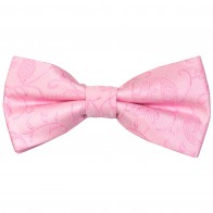 Budding Paisley Wedding Bow Tie Gents Formal Bow Tie