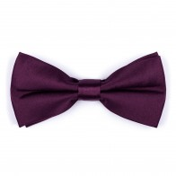 Purple Rhododendron Bow Tie #AB-BB1009/15