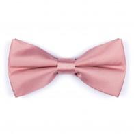 Rose Pink Sun Kiss Bow Tie #AB-BB1009/40