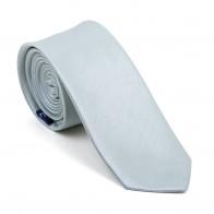 Silver Birch Shantung Slim Tie #AB-C1005/3
