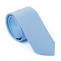 Blue Billowing Sail Slim Tie #AB-C1009/11