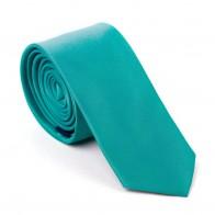 Teal Navigate Slim Tie #AB-C1009/23