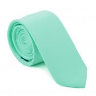 Mint Ambrosia Slim Tie #AB-C1009/24