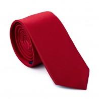 Jalapeno Red Slim Tie #AB-C1009/7