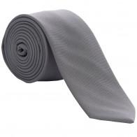 Silver Panama Tie #T1807/1