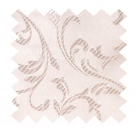 Ivory Bridal Blush Swirl Leaf Swatch #AB-SWA1000/13