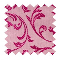 Hot Pink Swirl Leaf Swatch #AB-SWA1000/5