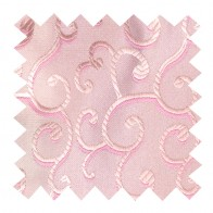 Light Pink Royal Swirl Swatch #AB-SWA1001/3