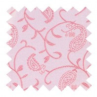 Coral Budding Paisley Swatch #AB-SWA1003/1