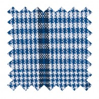 Regatta Blue Check Swatch #AB-SWA1007/2