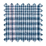 Dutch Blue Check Swatch #AB-SWA1007/5