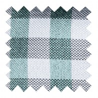 Moss Green Neat Check Swatch #AB-SWA1015/2