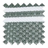 Green Pastel Stripe Swatch #AB-SWA1016/2