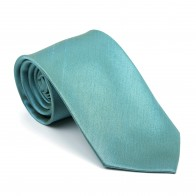 Fog Green Shantung Tie #AB-T1005/11