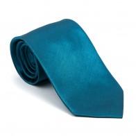 Deep Teal Shantung Tie #AB-T1005/14