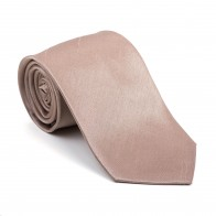 Antique Champagne Shantung Tie #AB-T1005/1