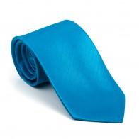 Crystal Teal Shantung Tie #AB-T1005/2