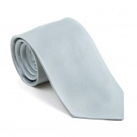 Silver Birch Shantung Tie #AB-T1005/3