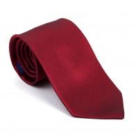 Burgundy Shantung Tie #AB-T1005/7