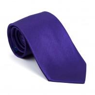 Plum Purple Shantung Tie #AB-T1005/8