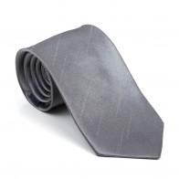 Dark Grey Shantung Tie #AB-T1005/9