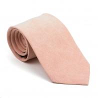 Peach Fuzz Suede Tie #AB-T1006/11