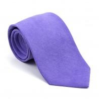 Royal Lilac Suede Tie #AB-T1006/15