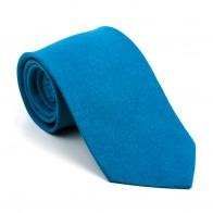 Teal Green Suede Tie #AB-T1006/4