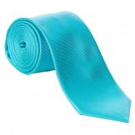 Turquoise Fine Twill Tie #T101/5