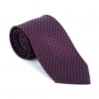Fine Polka Dot Formal Tie