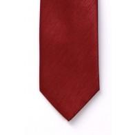 Red Shantung Wedding Tie #T1865/3
