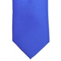 Regatta Blue Satin Tie #T1888/6