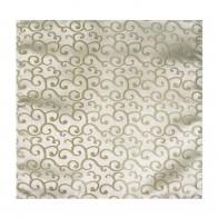 Sage Green Royal Swirl Wedding Pocket Square #AB-TPH1001/4