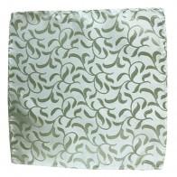 Emerald Green Vintage Vine Wedding Pocket Square #AB-TPH1004/6