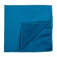 Teal Green Suede Pocket Square #AB-TPH1006/4