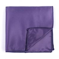 Purple Valerian Pocket Square #AB-TPH1009/27