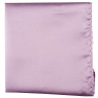 Lilac Twill Pocket Square #TPH101/3