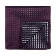 Fine Polka Dot Formal Pocket Square