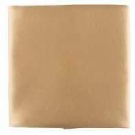 Beige Satin Pocket Square #TPH1848/4