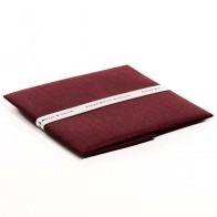 Wine Shantung Pocket Square #TPH1864/4 #LAST STOCK