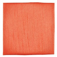 Coral Shantung Pocket Square #TPH1867A/5 #LAST STOCK