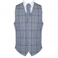 Check Formal Waistcoat / Formal Tuxedo Waistcoat