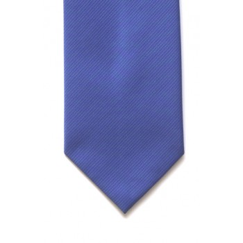 Blue Diagonal Weave Tie #T1834/3 ---DISCONTINUED, LAST STOCK!---