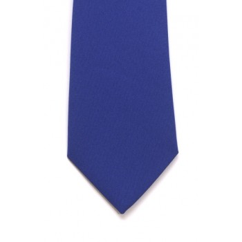 Royal Blue Panama Tie #T1807/2