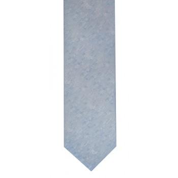Blue Textured Slim Tie #C1569/3