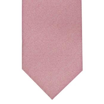Pink Textured Tie #F1570/2